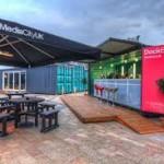 Dock Bar Media City