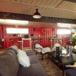 WhiteCrate DockBar - MediaCityUK, London, - 3 Shipping Container Lounge Bar