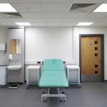 Interior of Hounslow Medical Centre